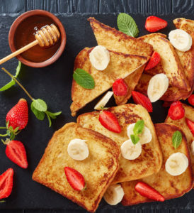 Easy Eggy French Toast